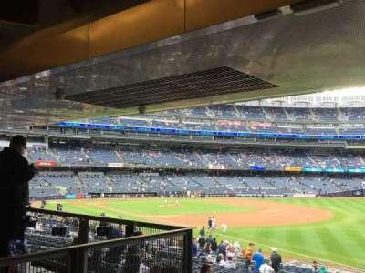 Yankee Stadium sección 110