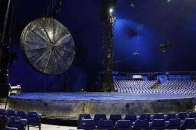 Cirque Du Soleil - Luzia, sección: 101, fila: E, asiento: 22