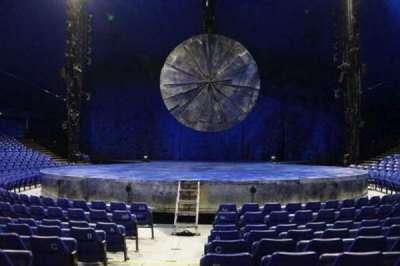 Cirque Du Soleil - Luzia, sección: 101, fila: G, asiento: 1