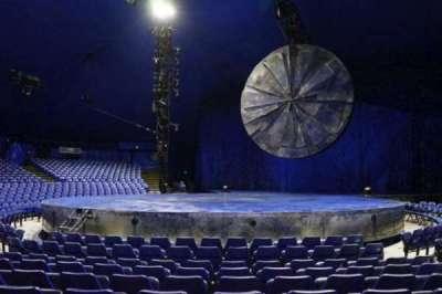 Cirque Du Soleil - Luzia, sección: 101, fila: G, asiento: 16