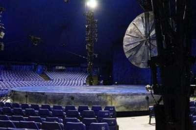 Cirque Du Soleil - Luzia, sección: 101, fila: G, asiento: 24