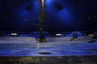 Cirque Du Soleil - Luzia, sección: 103, fila: AA, asiento: 1