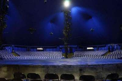 Cirque Du Soleil - Luzia, sección: 103, fila: C, asiento: 26