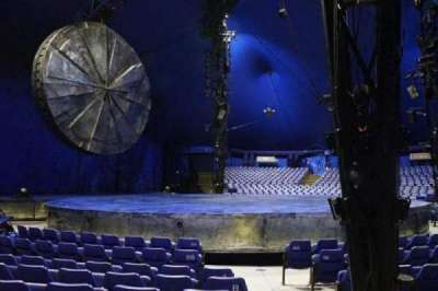 Cirque Du Soleil - Luzia, sección: 103, fila: F, asiento: 1