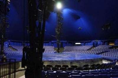 Cirque Du Soleil - Luzia, sección: 103, fila: G, asiento: 36