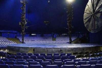 Cirque Du Soleil - Luzia, sección: 104, fila: F, asiento: 14