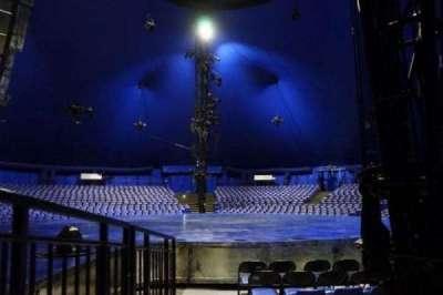 Cirque Du Soleil - Luzia, sección: 105, fila: F, asiento: 1