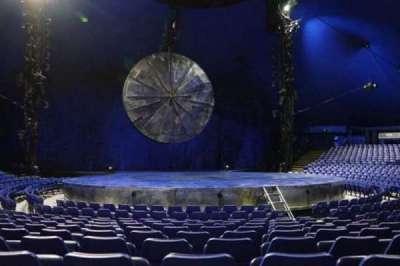 Cirque Du Soleil - Luzia, sección: 200, fila: H, asiento: 1