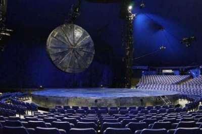 Cirque Du Soleil - Luzia, sección: 200, fila: H, asiento: 6