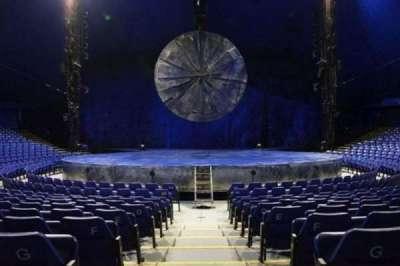 Cirque Du Soleil - Luzia, sección: 200, fila: H, asiento: 12