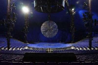 Cirque Du Soleil - Luzia, sección: 200, fila: R, asiento: 16