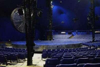 Cirque Du Soleil - Luzia, sección: 201, fila: H, asiento: 15