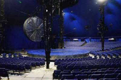 Cirque Du Soleil - Luzia, sección: 201, fila: N, asiento: 21