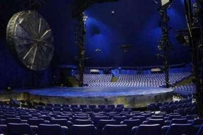 Cirque Du Soleil - Luzia, sección: 203, fila: H, asiento: 8