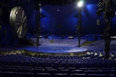 Cirque Du Soleil - Luzia, sección: 203, fila: M, asiento: 20