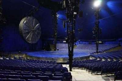 Cirque Du Soleil - Luzia, sección: 203, fila: N, asiento: 1
