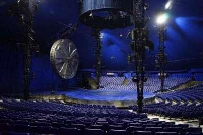 Cirque Du Soleil - Luzia, sección: 203, fila: R, asiento: 6