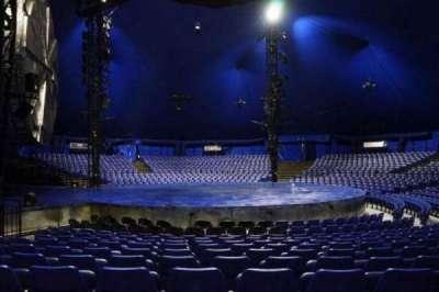 Cirque Du Soleil - Luzia, sección: 205, fila: H, asiento: 1