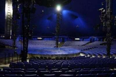Cirque Du Soleil - Luzia, sección: 205, fila: M, asiento: 9