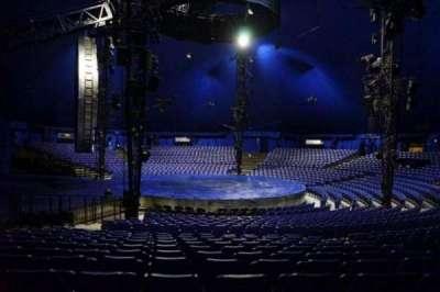 Cirque Du Soleil - Luzia, sección: 205, fila: R, asiento: 8