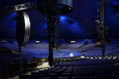 Cirque Du Soleil - Luzia, sección: 205, fila: R, asiento: 19