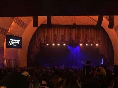 Radio City Music Hall, sección: Orchestra 5, fila: T, asiento: 508
