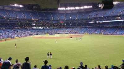 Rogers Centre, sección: 103L, fila: 10, asiento: 108