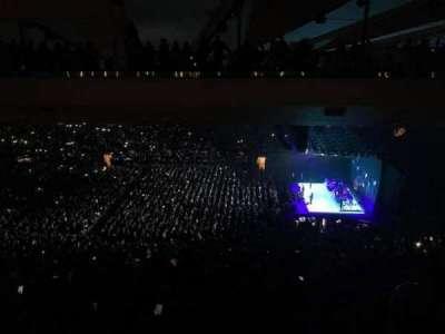 Madison Square Garden, sección: 212, fila: 20, asiento: 16