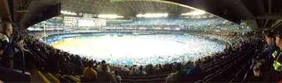 Rogers Centre, sección: 232R, fila: 11, asiento: 2