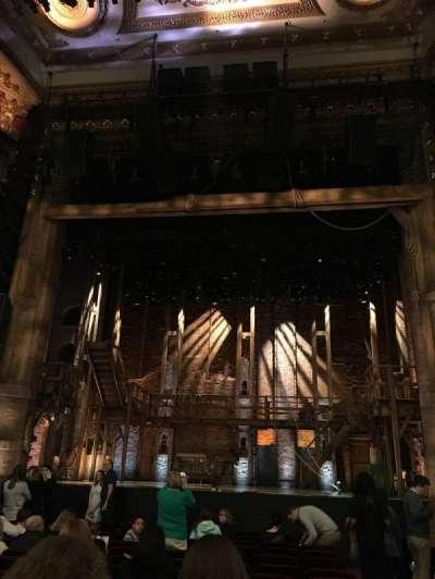 PrivateBank Theatre, sección: Orchestra C, fila: P, asiento: 111