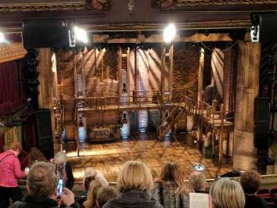 PrivateBank Theatre, sección: Mezzanine LC, fila: L, asiento: 321