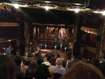 PrivateBank Theatre, sección: Mezzanine RC, fila: J, asiento: 320