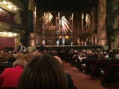PrivateBank Theatre, sección: orchestra l, fila: s, asiento: 1