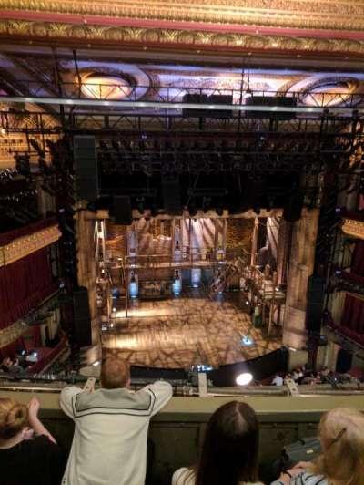 PrivateBank Theatre, sección: Balcony LC, fila: C , asiento: 413
