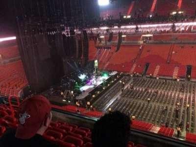 American Airlines Arena Secci 243 N 324 Casa De Miami Heat