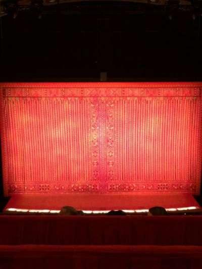 Cadillac Palace Theater, sección: Balcony c, fila: E, asiento: 313