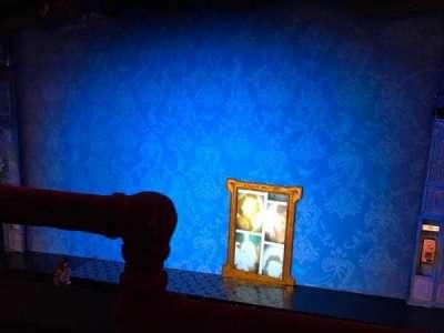 Walter Kerr Theatre, sección: Mezzanine, fila: A, asiento: 2