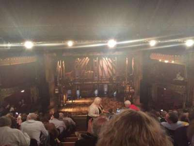 PrivateBank Theatre, sección: Mezzanine RC, fila: K, asiento: 302