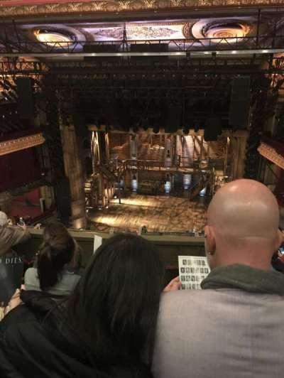 PrivateBank Theatre, sección: Balcony RC, fila: C, asiento: 414