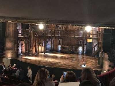 privatebank theatre, sección: dress circle r, fila: e, asiento: 4
