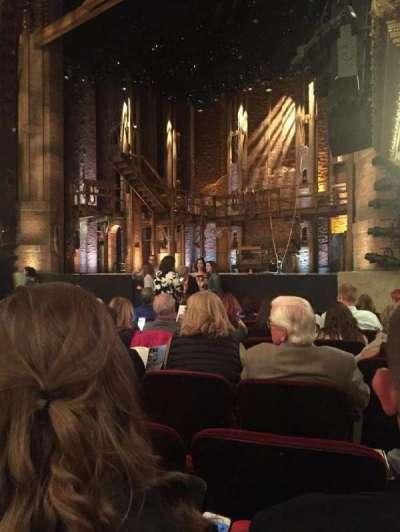 PrivateBank Theatre, sección: Orchestra r, fila: L, asiento: 20
