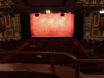 Cadillac Palace Theater, sección: Dress Circle C, fila: A, asiento: 217