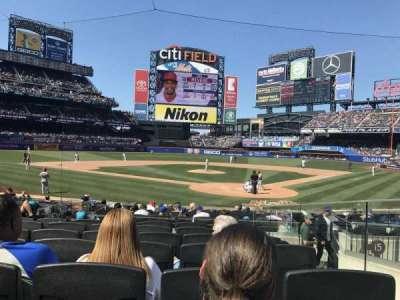 Citi Field, sección: 16, fila: 15, asiento: 5