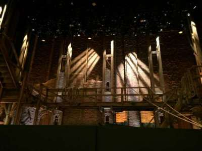 PrivateBank Theatre, sección: Orchestra C, fila: A, asiento: 109