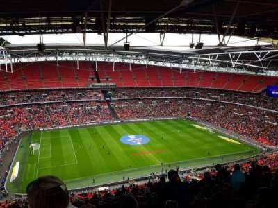 Wembley Stadium, sección: 503, fila: 35