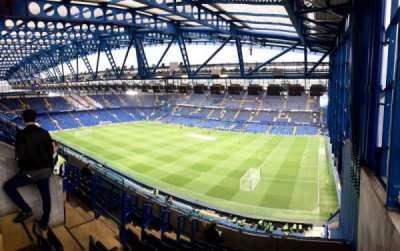 Stamford Bridge, sección: 1, fila: 11, asiento: 4