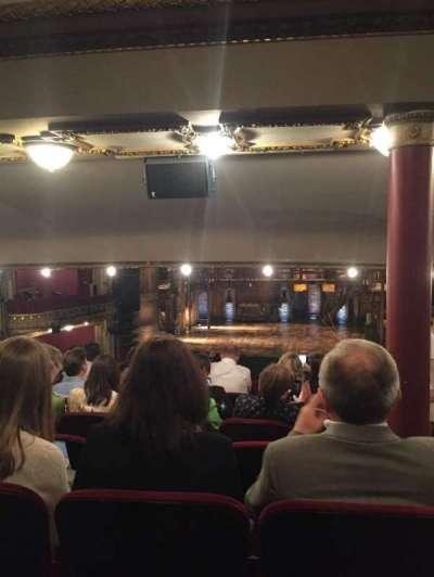 PrivateBank Theatre, sección: Dress Circle C, fila: G, asiento: 210