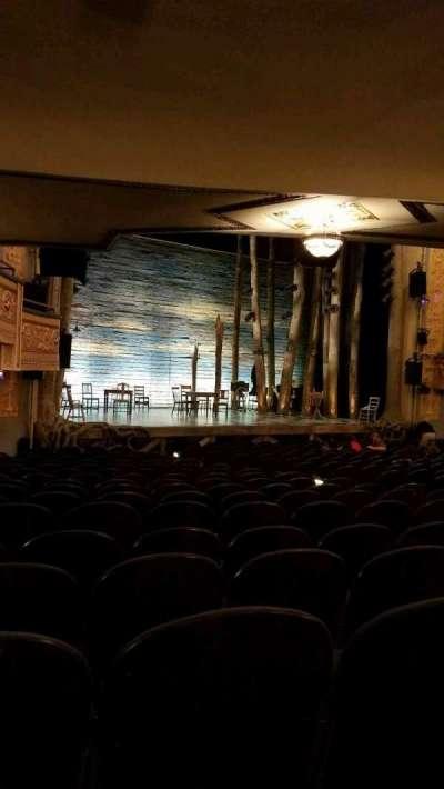 Gerald Schoenfeld Theatre, sección: Orchestra, fila: Q, asiento: 23