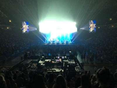 PNC Arena, sección: 126, fila: P, asiento: 10