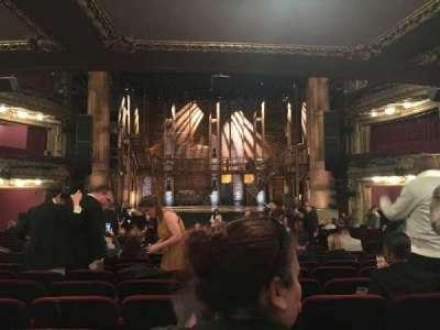 PrivateBank Theatre, sección: orchestra c, fila: w, asiento: 112